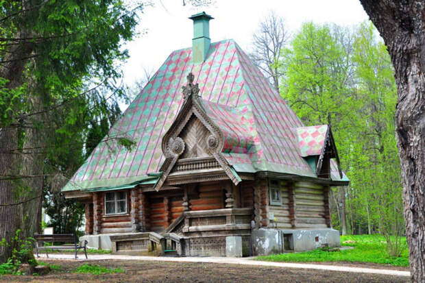 Дом-терем Ропета