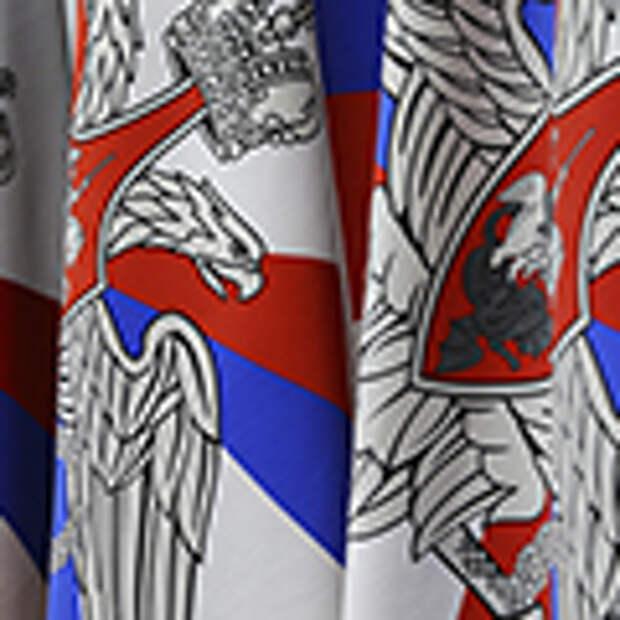 Замминистра обороны РФ генерал армии Дмитрий Булгаков принял участие в открытии бюста генерала армии Андрея Хрулёва на территории Федерального казначейства