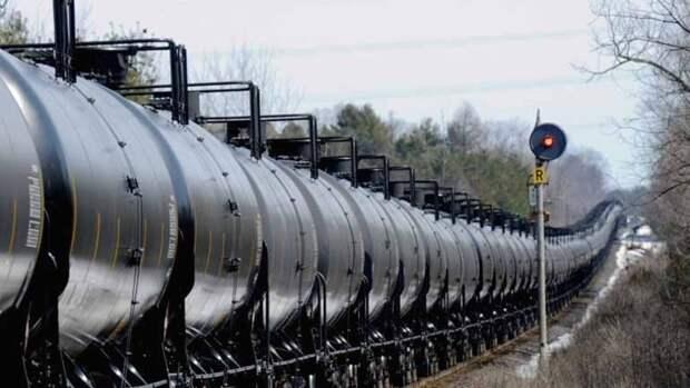 Почти на74% упал экспорт нефти вБелоруссию вянваре 2020