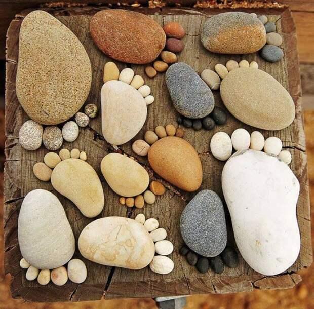 Поделки из природного материала своими руками