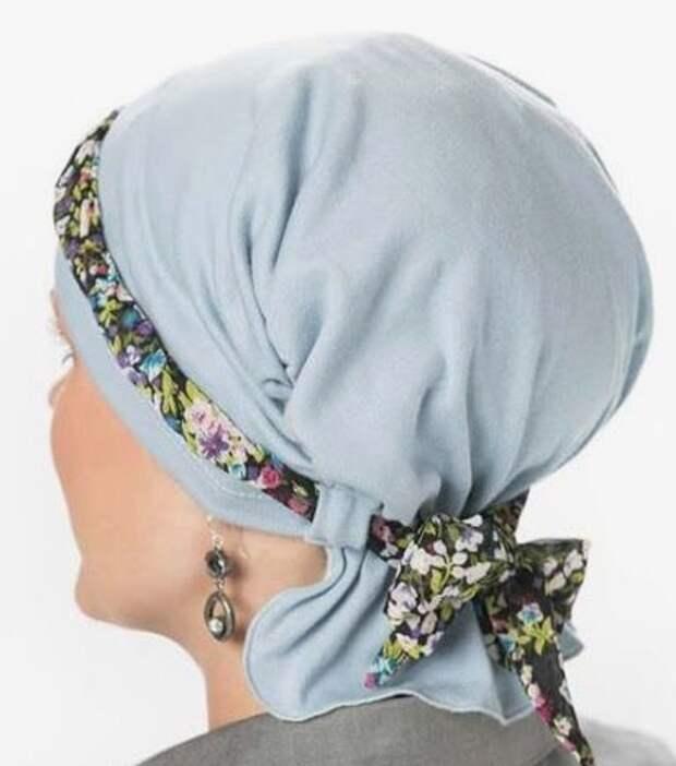 Пора готовиться к весне и шить себе красивый и неповторимый головной убор.