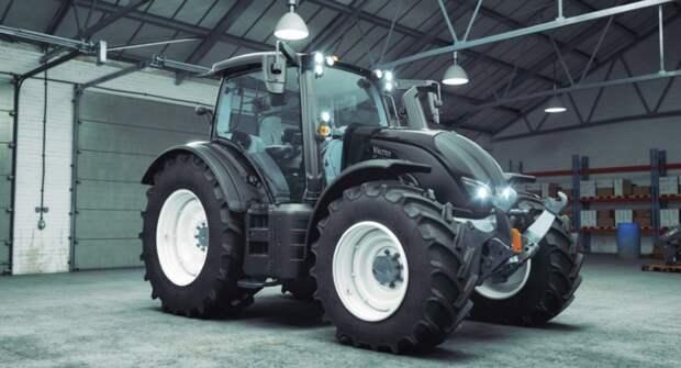 Valtra представила тракторы N и T серий 5-го поколения