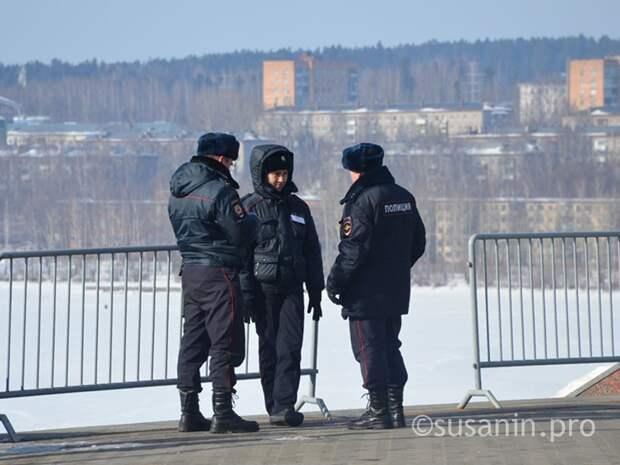 На улице Милиционной в Ижевске ограничат движение в новогоднюю ночь