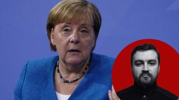 На работу в «Газпром»: для чего Меркель едет к Путину, а затем к Зеленскому