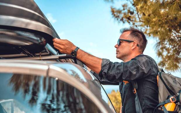 Проверено «За рулем»: автобокс на крышу