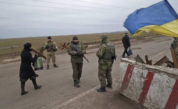 Наблюдатели ОБСЕ подтвердили факт расстрела ВСУ гражданского автомобиля