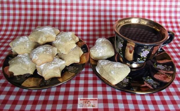 Мягкое домашнее печенье на сметане Видео рецепт, Кулинария, Печенье, Печенье на сметане, Выпечка, К чаю, Видео, Длиннопост