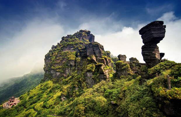 Гора Фаньцзиншань