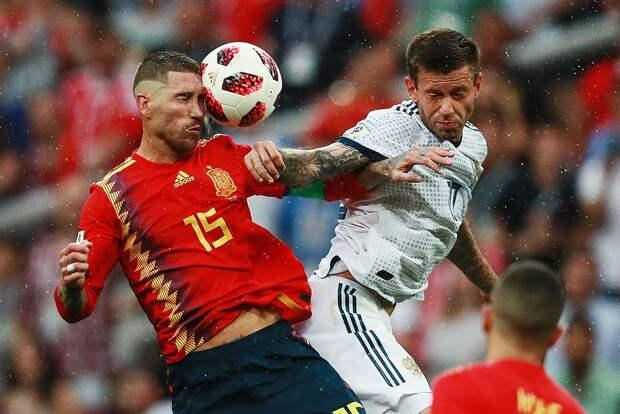 Луис Энрике назвал причину, по которой Рамос не сыграет на Евро-2020