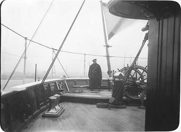 Самый любимый корабль Николая II (ФОТО)
