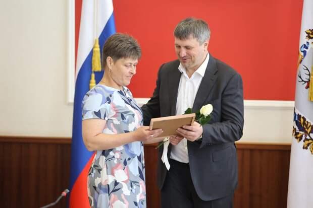 Сотрудников Городского архива поздравили в Дзержинске