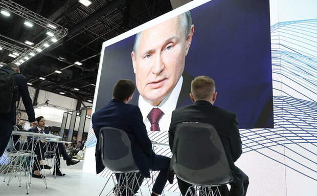 Путин фразой «мы должны всех кормить?» ответил на слова Зеленского о газе