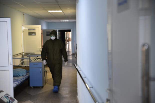 На Кубани по-прежнему высокая смертность от коронавируса