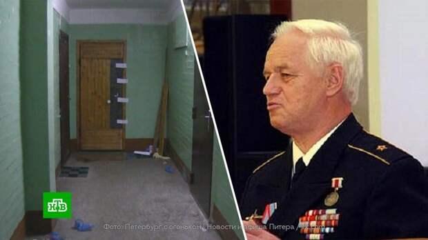 В кармане погибшего адмирала Лобанова нашли нож