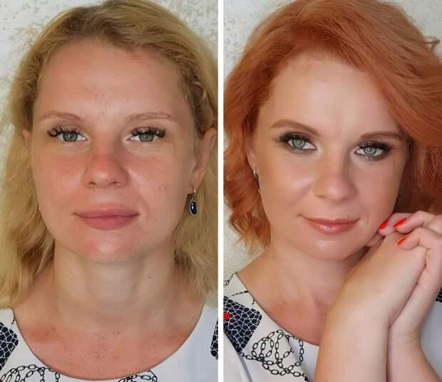 16 женщин, которые устали от привычного образа и решились на «слепое преображение»