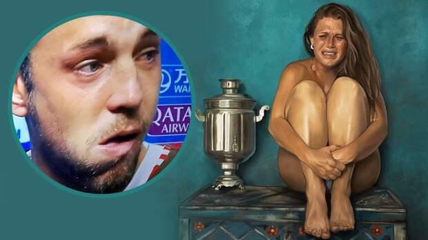 Звезда сериала «Чики» Варвара Шмыкова обнажилась в поддержку Дзюбы, попавшего в скандал с интимным видео