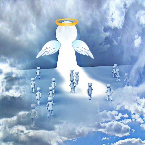 Жизнь после смерти есть! К бабушке пришёл дух внука после смерти.
