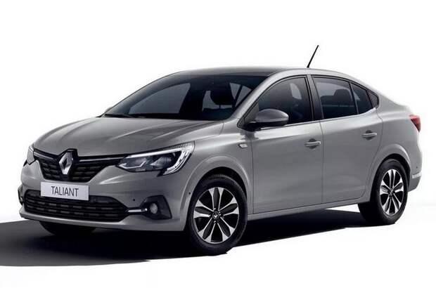 Компания Renault начала в Турции продажи седана Taliant