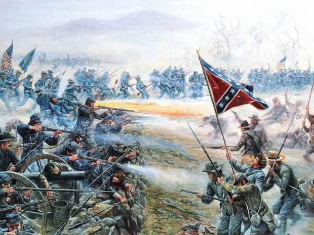 Север против Юга: миф о войне «за свободу рабов»