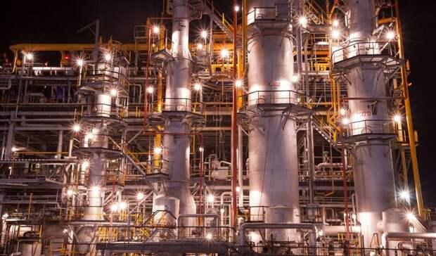 Доминимума упали поставки нефти наКомсомольский НПЗ