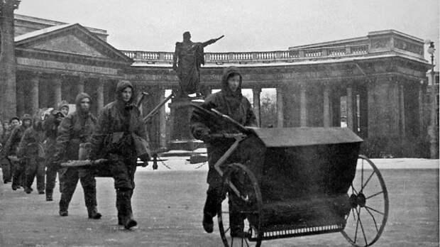 Герои тыла: жители блокадного Ленинграда, которые самоотверженно защищали город