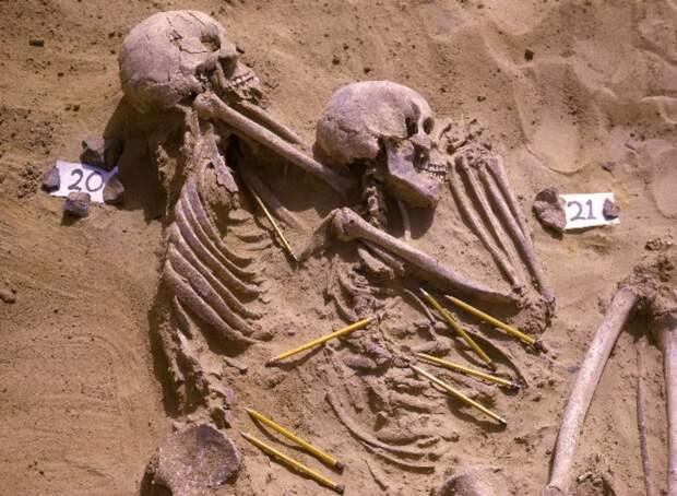 Археологи раскрыли историю появления древнего могильника в долине Нила