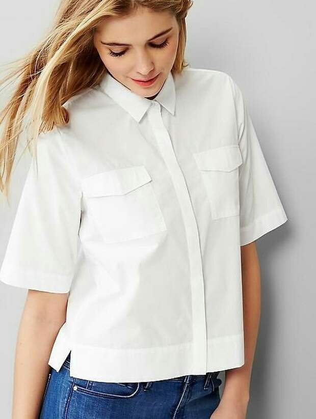Идеи актуальных блузок