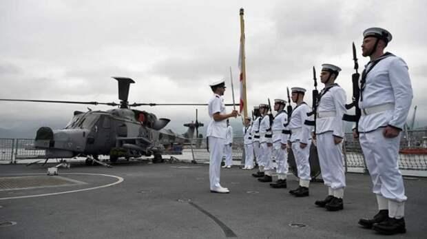 Киевское еврейство наградило капитана эсминца Defender на провокацию у берегов Крыма