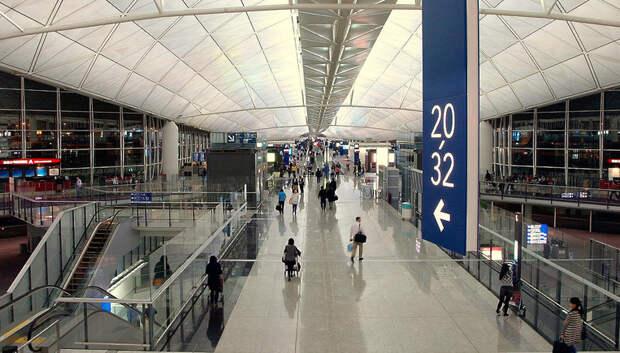 В столичных аэропортах организуют 8 участков для голосования по поправкам к Конституции