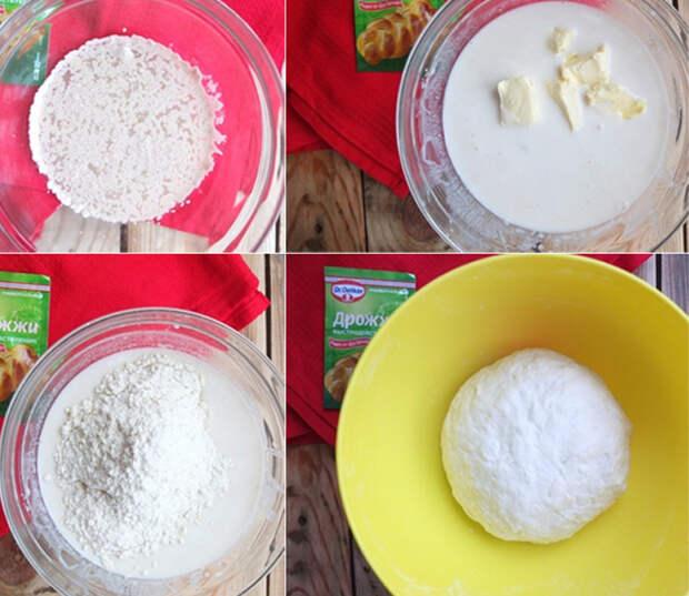 хачапури в духовке