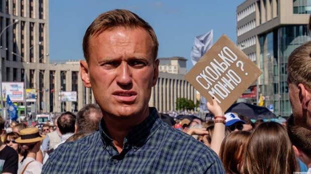 Из Навального могут готовить новую сакральную жертву