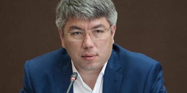 Правительство Республики Бурятия отправили в отставку