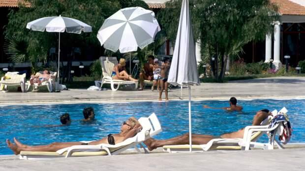В Ростуризме назвали число российских туристов в Турции и Танзании