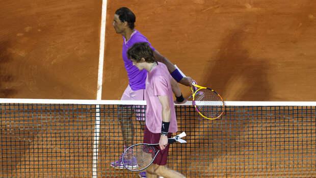 Рублев обойдет Медведева в чемпионской гонке ATP-2021