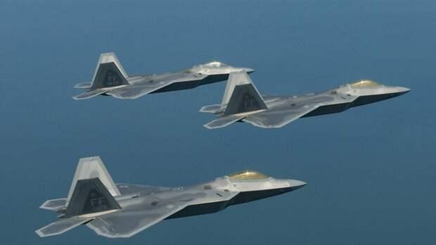 """Аналитики Forbes рассказали о значении """"самой отвратительной базы"""" ВВС США на Аляске"""
