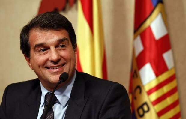 Лапорта взял вдолг уамериканского банка 100 миллионов евро