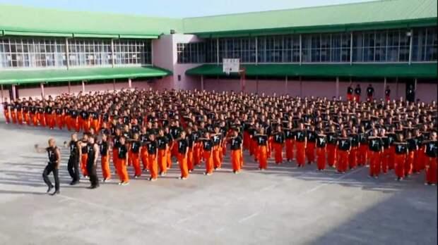 Танцы заключенных