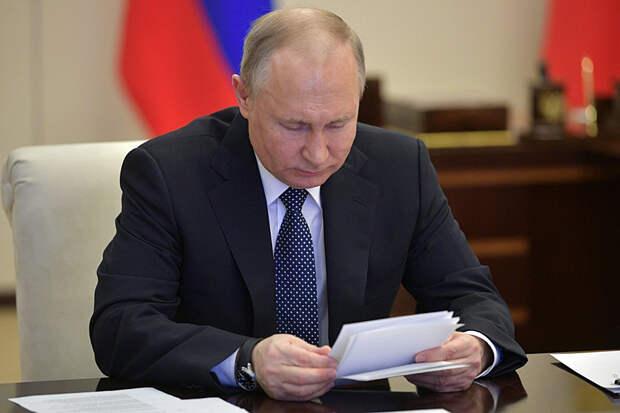 О неразрешимой проблеме для Владимира Путина