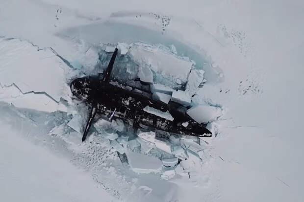 Послание НАТО: зарубежные СМИ оценили всплытие подлодок РФ в Арктике