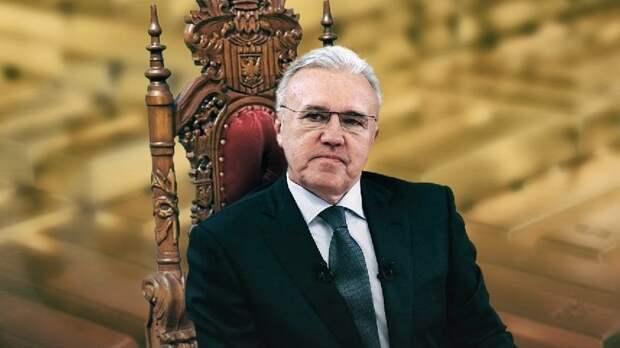 Губернатор-хам с двойным гражданством – жители Красноярского края требуют отставки Александра Усса