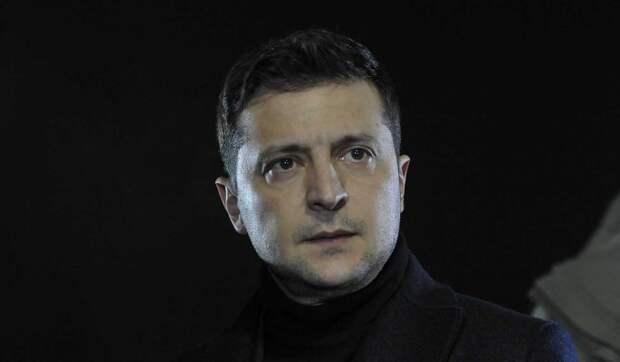 Украине прочат смену власти из-за фильма-разоблачения Зеленского