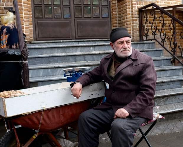 Иран и иранцы в репортаже Никиты Юдина