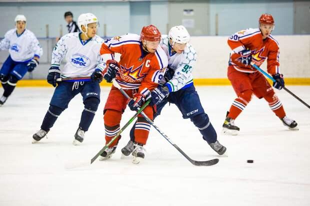 «Ижсталь» дважды проиграла «Торосу» из Нефтекамска в предсезонных матчах
