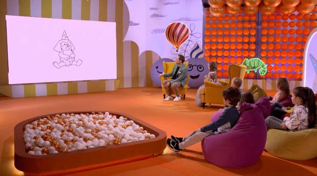 Телеканал ТВ-3 и «Союзмультфильм» запустят совместное шоу