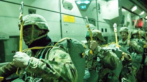 «Самая настоящая провокация»: в Эстонии десантировались военные США и Великобритании