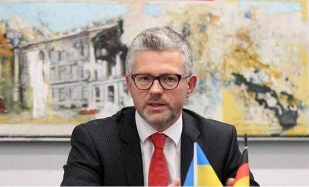 Посол Украины в ФРГ Мельник как лицо современной украинской дипломатии