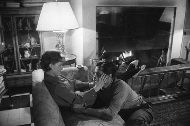Ален Делон и Роми Шнайдер: история любви
