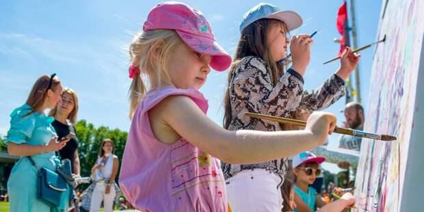 В День защиты детей в Курине пройдут конкурсы и викторины
