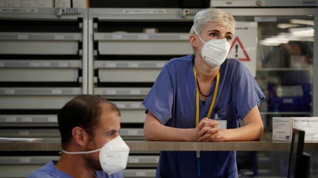 В ВОЗ назвали число случаев заболевания COVID-19 в мире