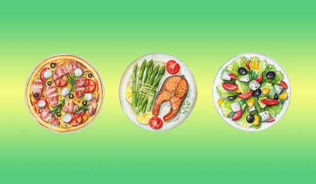 Что приготовить на ужин при правильном питании —какая еда лучше на вечер?